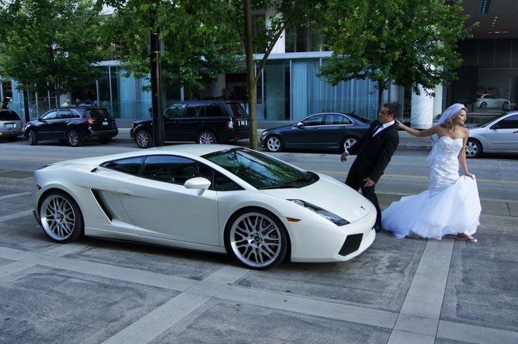 Two Hearts and a Lamborghini