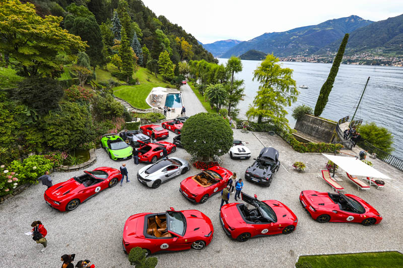 YPO SUPERCAR EXPERIENCE  2019